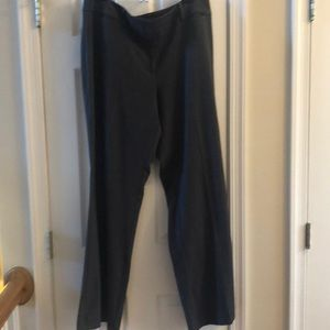 Loft outlet curvy size 14 pants